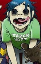 Gorillaz (2D y tu) TERMINADO by Soratanii