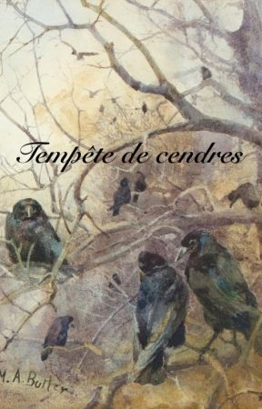 Tempête de cendres by Morgauz