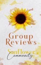 Sunflower Group Reviews // OPEN by SunflowerCommunity