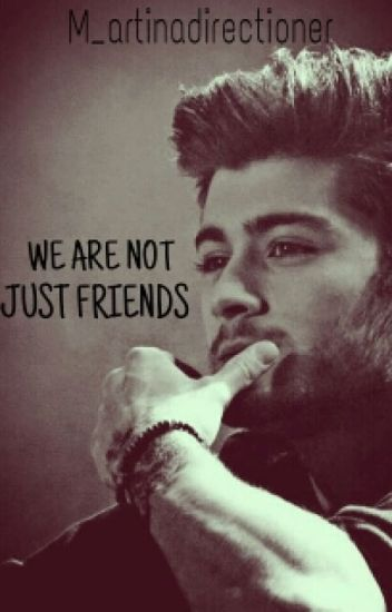 We are not just friends