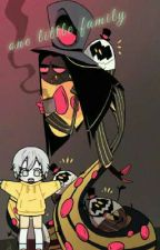 one little family    Sir Pentious and Child! Reader by KiraComics