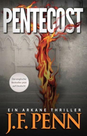 Pentecost. EIN ARKANE Thriller by JoannaPenn