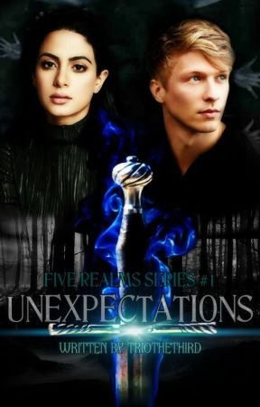 Unexpectations (Five Realms Series # 1 ) by triothethird
