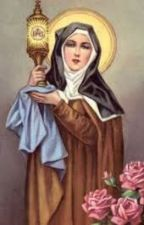 St. Clare of Assisi by _Awesome_Sauce_1