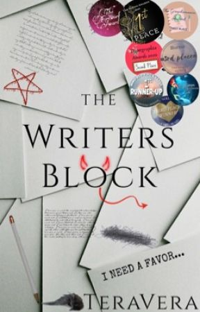 The Writers Block    ONC 2020 by TeraVera