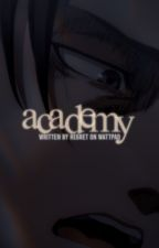 S. Academy || Levi Ackerman by gnjessi