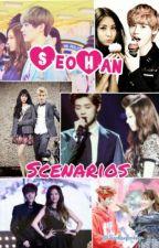 SeoHan Scenarios by seohanforever