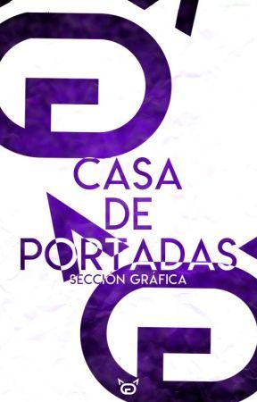 Casa de portadas by CasaDeLosGatos