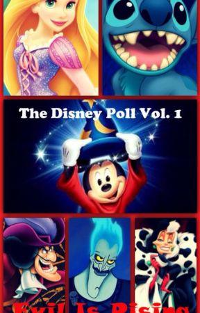 The Disney Poll by RobertoRivera822
