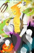 Grillby & Little Sans ( GLS )- [Tome 2] by Chibidou