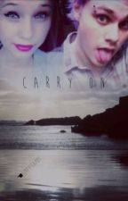 Carry On »Michael Clifford« by TippyTeapot