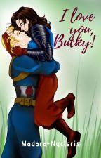 I love you, Bucky! by Madara-Nycteris