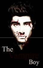 The Vampire Boy by XxScarGirlxX