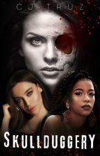 Skullduggery || ONC 2020 by cjtruz