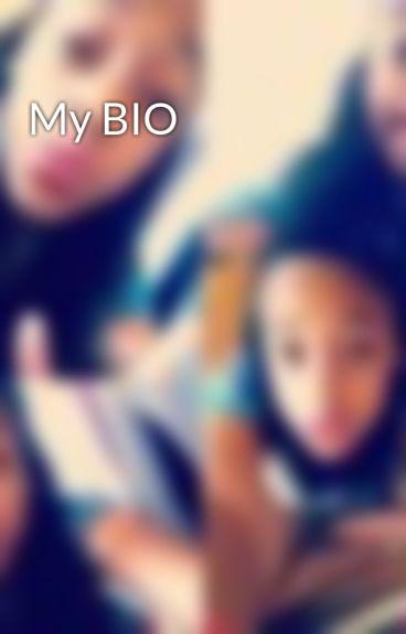My BIO by SimplyyLovesana