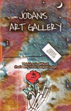 Jodan's Art Gallery by Jodanwolfie