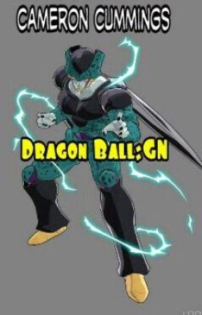 Dragon Ball Gn Cell Jr Saga Death Of Goku Jr Super Saiyan 5