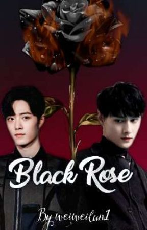 Black rose (ChengXian) by weiweilan1