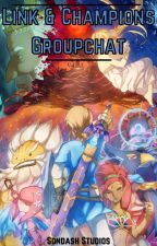 Link & Champions Group Chat by Sondash_Studios