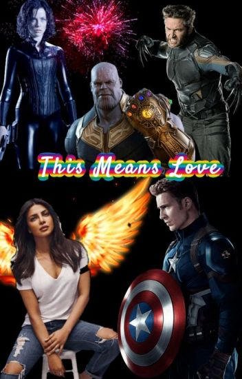 This Means Love - Capitan America