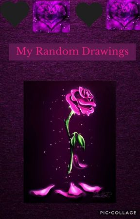 My Random Drawings by Shadow_wolves135