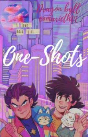 One-Shots .-Dragon Ball , Nuevas Aventuras Se Aproximan  by marieth01