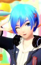Vocaloid (Kaito y tu ) Amor desde niños by VivianAlejandraPerez