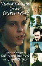 Viviendo con Pan! (Peter Pan) by Andrea_23199