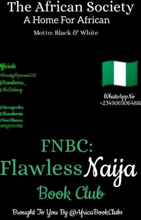 FLAWLESS NAIJA BOOK CLUB [Accepting Members] by AfricaBookClubs
