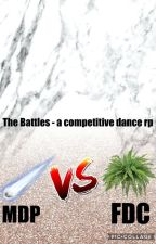The Battles - a competitive dance rp by ilovetrash517
