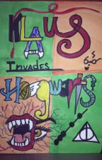 Klaus Invades Hogwarts||Dramione by ShakarMustafa