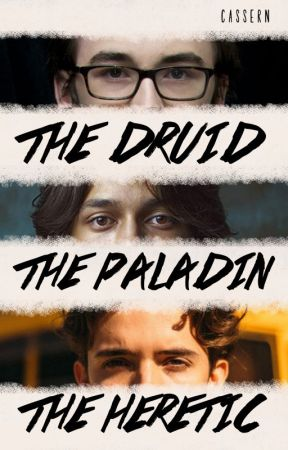 The Druid, The Paladin, & The Heretic || Teen Wolf by cassernzero