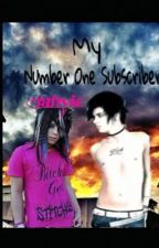 My Number One Subscriber (Jahvie) by alexsaur_rawrs