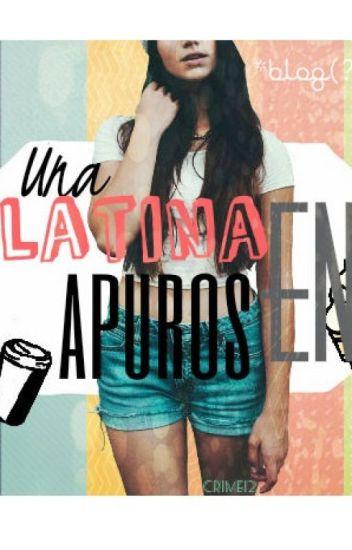 Una latina en apuros