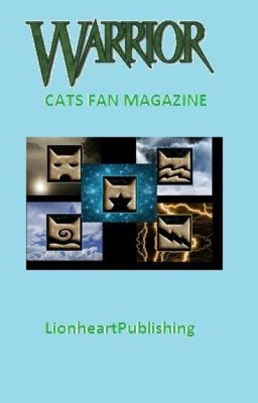 Warrior Cats Fan Magazine by LionheartPublishing