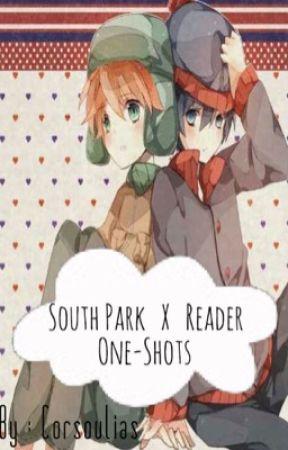 South Park x Reader One-Shots - Pip x Half-Robot!Reader - I