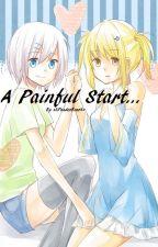 A painful start...[NaLu] by xXPanderBearXx