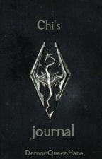 Chi's journal by DemonQueenHana