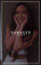 DAMAGED ── RICKY BOWEN (ON HOLD) by unimaginabIe