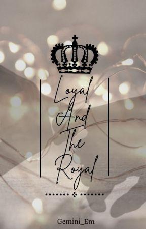 The Loyal and the Royal [ A Percabeth AU] by Gemini_Em