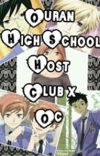 ouran high school host club x oc by katteriffic
