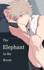 The Elephant in the Room (Fem!Midoriya x Bakugou) by FluffyOctopusEggs
