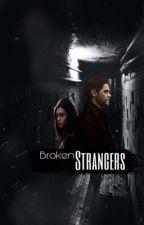 Broken Strangers || Malcolm Bright || by beautifulcrybaby