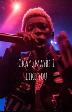 Okay maybe I like you~Merlyn Wood by BitchyHampton