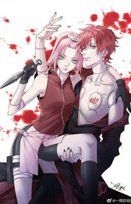 [Sasori × Sakura] Happy To Meet You Soon