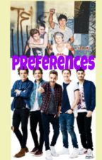 One Direction & 5SOS Preferences by whenwritingstrikes