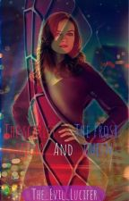 Caitlin Snow x Male Spider-Man Reader by The_Evil_Lucifer