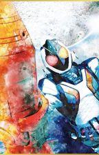 The Cosmic hero: Kamen Rider Fourze x Yuki Yuna is a Hero (male reader insert) by datguyjax
