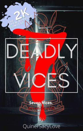 Seven Deadly Vices | ONC 2020 by QuinerSacyLove