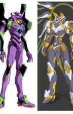 Evangelion Slightly OP Male x Multiverse by TrueRisingFTW